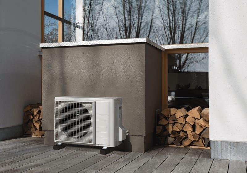 varmepumpe håndværkerfradrag Aakirkeby
