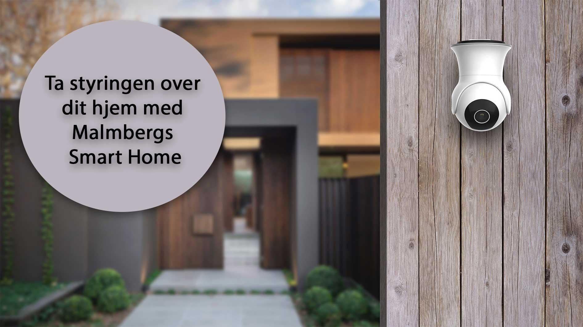 Smart-Home Aakirkeby Bornholm